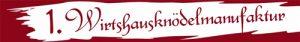 Wirtshausknödelmanufaktur Logo